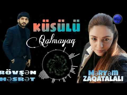 Meryem Vuqarli \u0026 Rovsen Hesret Kusulu Qalmayaq [Official Audio]