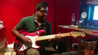 Kaththi - Selfie Pulla - How to Play Intro - Guitar Lesson
