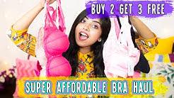 Most Affordable Lingerie Haul | Best Online Bras Shopping | Online bra | Shyaway Bra ?