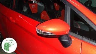 Changer ampoule répétiteur clignotant Ford Fiesta.