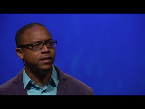 The Magnifying Glass: Black Football Players on College Campuses | Brandon Jones | TEDxACU