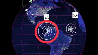 //ALERT\\ 6.1 Earthquake EL Dovio, Columbia / Incoming Space Weather Today