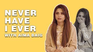 Never Have I Ever ft. Aima Baig | MangoBaaz