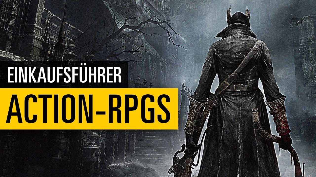 Einkaufsführer Action-Rollenspiele | Die derzeit 10 besten Action-RPGs (Stand August 2020)
