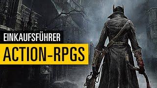 Einkaufsführer Action-Rollenspiele | Dİe derzeit 10 besten Action-RPGs (Stand August 2020)