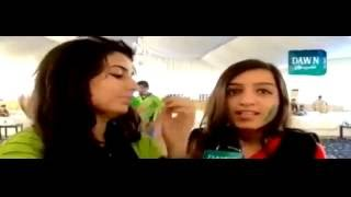 PAK Girls Reaction Ind Vs Pak 2016 Asia Cup