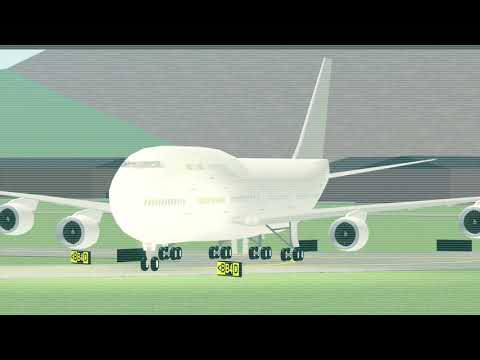 Worst Crash In Aviation History - KLM 4805 and PAN AM 1736 - Pilot Flight Training Simulator