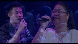 The Voice Thailand - บอม VS นาถ - หนึ่งมิตรชิดใกล้ - 26 Oct 2014