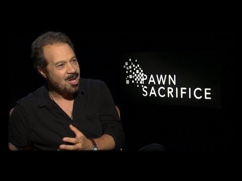 Josh Macuga Interviews Edward Zwick (Pawn Sacrifice) Mp3