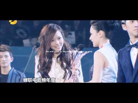 [HD] Jane Zhang張靚穎【Dream It Possible/我的夢】(Huawei Consumer Brand Song)(飯制版MV)(CC Lyircs字幕)(沐卷卷制)