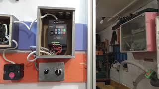 преобразователь частоты на токарный станок  Часть 2