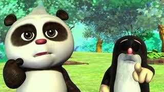 Кротик и Панда - 24 серия - Новые мультики для детей