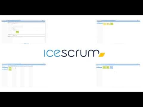 iceScrum demo - Part 1 : Project creation