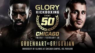 GLORY 50 Chicago: Tickets on Sale!