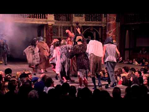 Doctor Faustus: Act 5, Scene 2 (final scene) | Shakespeare's Globe | Rent or Buy on Globe Player