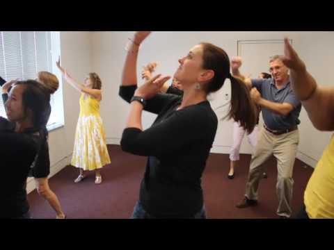 APHA 2016 Dance Tutorial