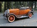 1929 Ford Model A Roadster For Sale. Charvet Classic Cars