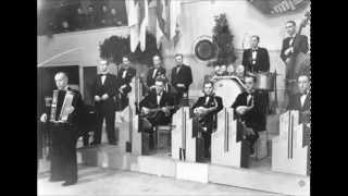 KELLASTUNUT KIRJE, Georg Malmstén ja Dallapé-orkesteri v.1942