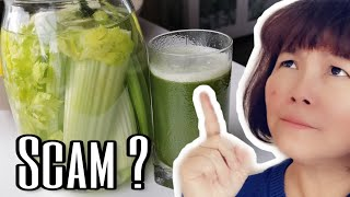 I tried drinking CELERY JUICE for 7 days | THIS is what happened |