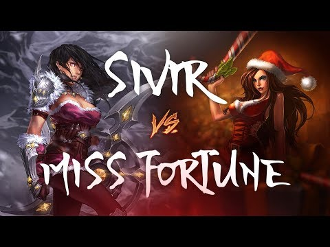 PENTAKILL MACHINE! - SIVIR vs Miss Fortune - League of Legends Commentary