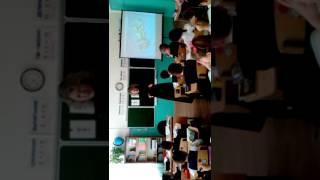 Видеоурок по окружающему миру на тему
