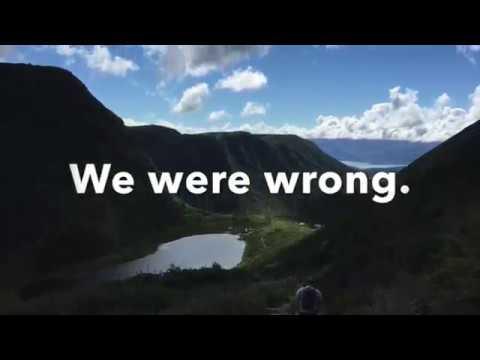 Unprepared People Hike Gros Morne Mountain, August 2016