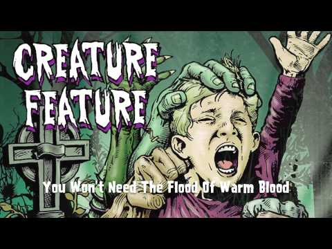 Creature Feature - The Netherworld (Official Lyrics Video)