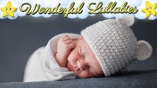 Super Relaxing Baby Sleep Music ♥ Calming Bedtime Lullaby For Newborns ♫ Good Night Sweet Dreams