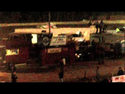 lake cumberland speedway 10 22 11 late model feature part 4
