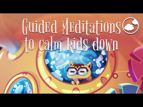 Calming Meditation Aid For Children I Moshi Twilight Sleep Stories