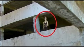 Top 13 scariest ghost videos you've never seen. Ghosts of people are watching us.