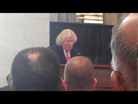 Induction Into the Ohio Civil Rights Hall of Fame - Roger Abramson
