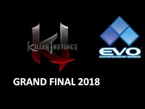 Killer Instinct Grand Final EVO 2018 Circa Nicky vs Sleep