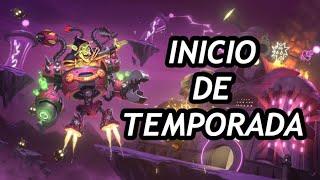 INICIO DE TEMPORADA || THE BOOMSDAY PROJECT || HEARTHSTONE ||