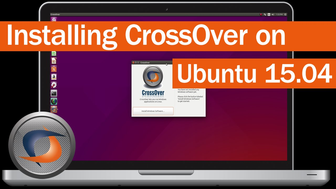 Installing CrossOver Linux 14 on Ubuntu 15.04