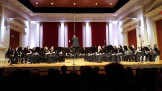 2015-16 Lassiter Symphonic 2 Band, LGPE - Incantation and Dance