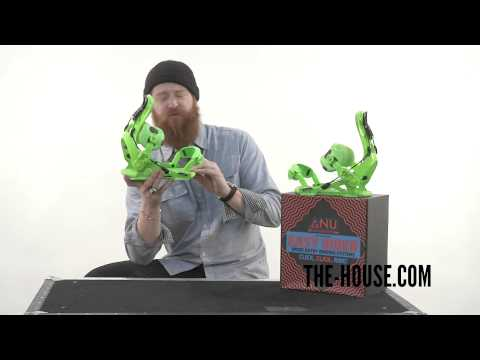 2015 GNU Psych Snowboard Bindings - Review - The-House.com