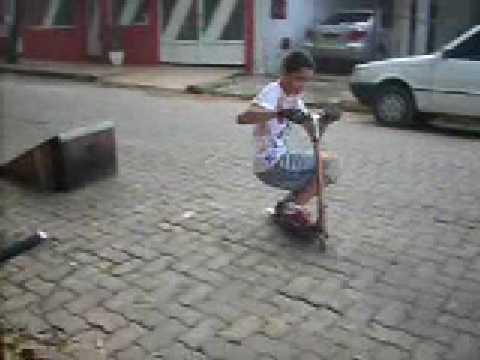 Daniel Queiroz Scooter
