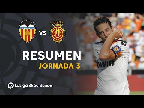 Resumen de Valencia CF vs RCD Mallorca (2-0)