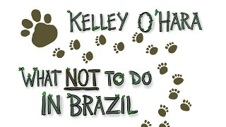 Kelley O'Hara: What Not to Do in Brazil | WNT Animated, Presented by Ritz