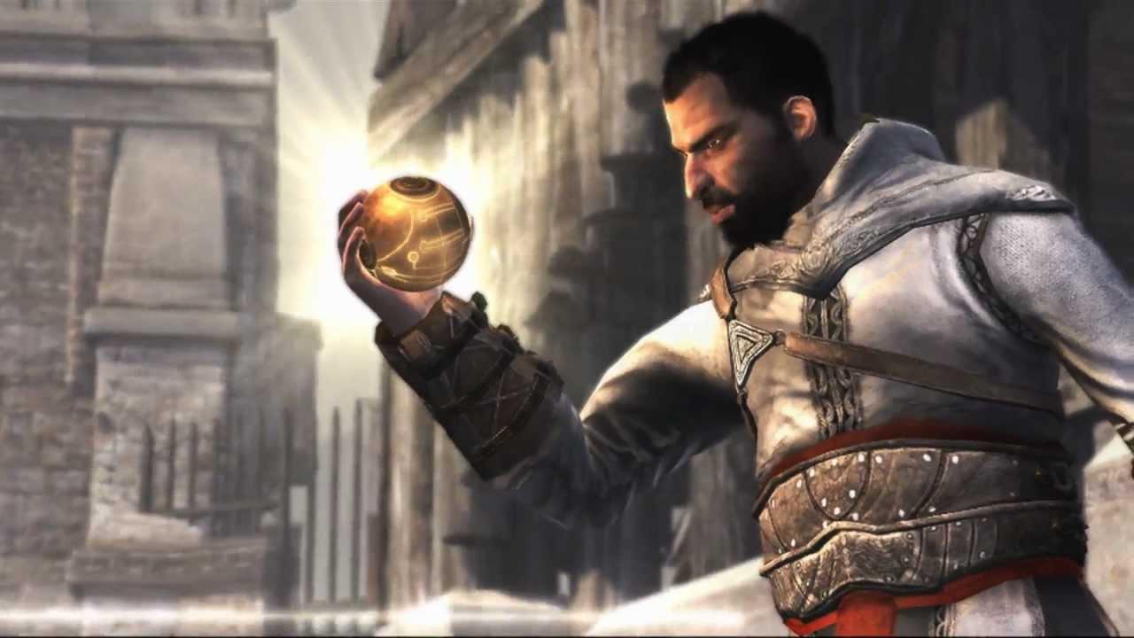 Assassin's Creed Revelations: Altaïr Flashback, Al Mualim ...