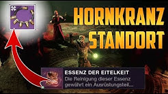 Destiny 2 Shadowkeep ► Hornkranz Standort | Deutsch / German