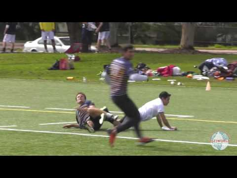 Oregon's Colby Chuck Layout D Catch