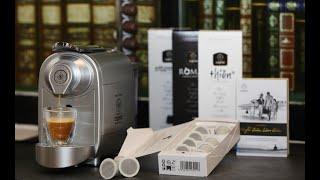 Hướng dẫn cách sử dụng máy pha cà phê viên nén Trung Nguyên