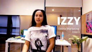 Internship Bangkok Izzy - Toneyes