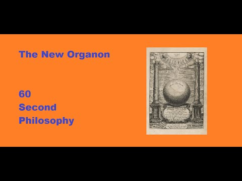 The New Organon Overview