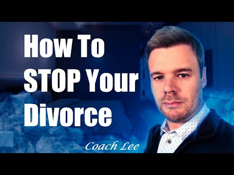 How To Stop Your Divorce