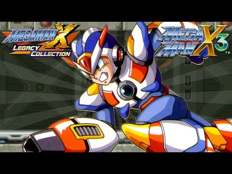 Mega Man X Legacy Collection 1 + 2: Mega Man X3 FULL GAME! (Switch, Xbox  One, PS4, PC)