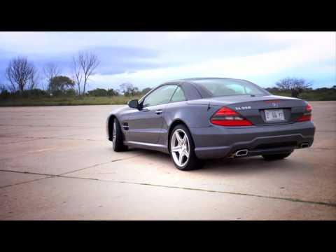 2009 Mercedes SL550 Review - FLDetours