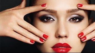 ❀♡Вечерний макияж/Макияж на вечеринку❀♡(Видео урок: Вечерний макияж для вечеринки. Привлекательный и обворожительный вечерний макияж. Как создать..., 2015-05-15T07:36:57.000Z)